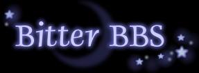 ★ Bitter BBS ★